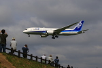 ☆ライダーさんが、成田国際空港で撮影した全日空 787-8 Dreamlinerの航空フォト(写真)