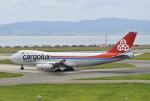 kix-booby2さんが、関西国際空港で撮影したカーゴルクス・イタリア 747-4R7F/SCDの航空フォト(写真)