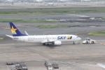 keitsamさんが、羽田空港で撮影したスカイマーク 737-8ALの航空フォト(写真)