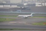 keitsamさんが、羽田空港で撮影した海上保安庁 G-V Gulfstream Vの航空フォト(写真)