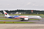 KAGURA-747さんが、成田国際空港で撮影したマレーシア航空 A350-941XWBの航空フォト(写真)