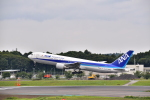 KAGURA-747さんが、成田国際空港で撮影した全日空 767-381/ERの航空フォト(写真)