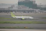 keitsamさんが、羽田空港で撮影したソラシド エア 737-86Nの航空フォト(写真)