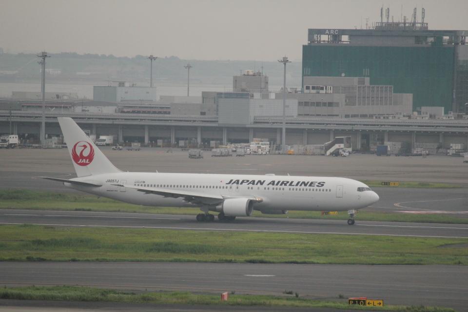 keitsamさんの日本航空 Boeing 767-300 (JA657J) 航空フォト