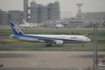 keitsamさんが、羽田空港で撮影した全日空 777-281の航空フォト(写真)