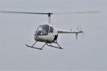 ヘリオスさんが、東京ヘリポートで撮影した高橋ヘリコプターサービス R22 Beta IIの航空フォト(写真)