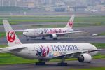 PASSENGERさんが、羽田空港で撮影した日本航空 777-246の航空フォト(飛行機 写真・画像)