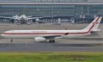 鉄バスさんが、羽田空港で撮影したガルーダ・インドネシア航空 A330-343Xの航空フォト(写真)