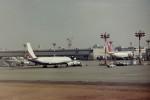 ヒロリンさんが、成田国際空港で撮影したMINEBEA 707-300の航空フォト(写真)