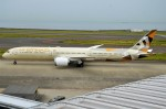amagoさんが、中部国際空港で撮影したエティハド航空 787-10の航空フォト(写真)