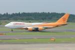 メンチカツさんが、成田国際空港で撮影したセンチュリオン・エアカーゴ 747-428F/ER/SCDの航空フォト(写真)