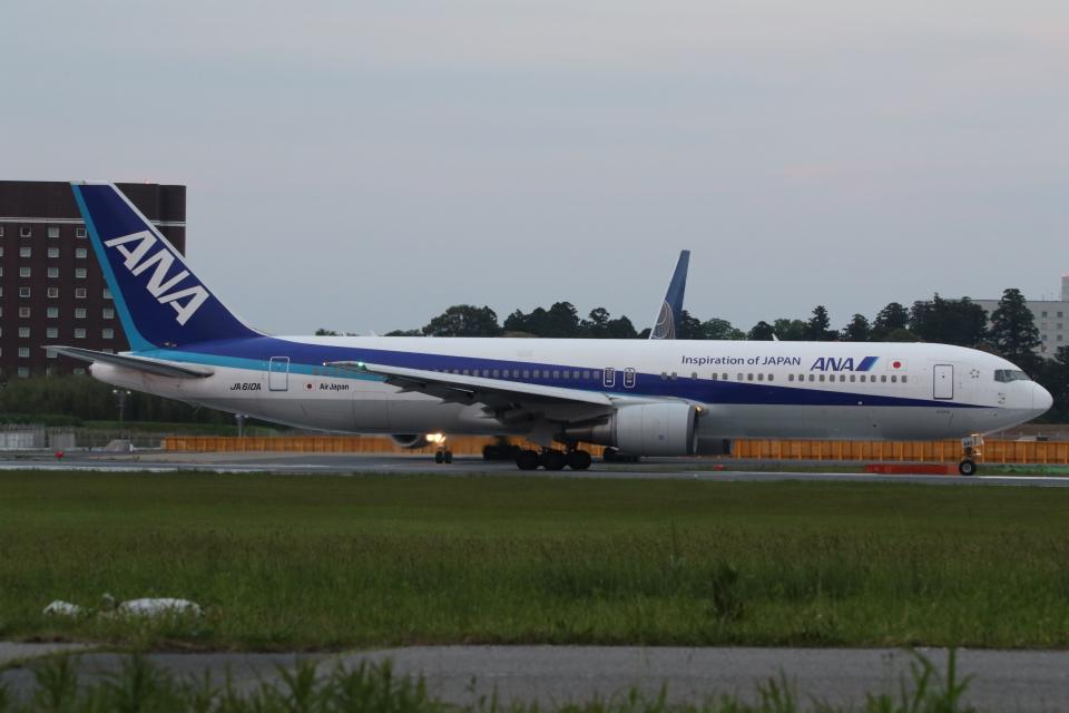 ショウさんの全日空 Boeing 767-300 (JA610A) 航空フォト