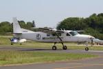ショウさんが、ホンダエアポートで撮影したエビエーションサービス 208B Grand Caravanの航空フォト(写真)