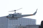 ショウさんが、赤坂プレスセンターで撮影したアメリカ空軍 UH-1N Twin Hueyの航空フォト(写真)