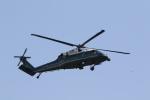 ショウさんが、赤坂プレスセンターで撮影したアメリカ海兵隊 VH-60N White Hawk (S-70A)の航空フォト(写真)