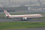 トロピカルさんが、羽田空港で撮影したガルーダ・インドネシア航空 A330-343Xの航空フォト(写真)