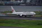 183keihozonkaiさんが、羽田空港で撮影した日本航空 767-346/ERの航空フォト(写真)