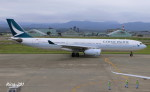 RINA-281さんが、小松空港で撮影したキャセイパシフィック航空 A330-343Xの航空フォト(写真)