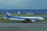 kumagorouさんが、那覇空港で撮影した全日空 777-281の航空フォト(写真)