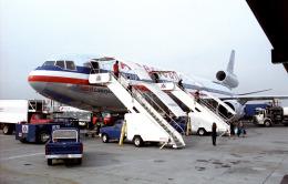 タラの芽さんが、ノーマン・Y・ミネタ・サンノゼ国際空港で撮影したアメリカン航空 MD-11の航空フォト(飛行機 写真・画像)