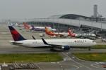 k-spotterさんが、関西国際空港で撮影したデルタ航空 767-332/ERの航空フォト(写真)