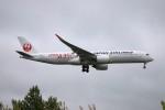 北の熊さんが、新千歳空港で撮影した日本航空 A350-941XWBの航空フォト(飛行機 写真・画像)
