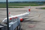 AkiChup0nさんが、ノイバイ国際空港で撮影したマリンド・エア 737-9GP/ERの航空フォト(写真)