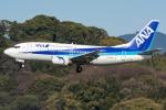 kan787allさんが、福岡空港で撮影したANAウイングス 737-54Kの航空フォト(写真)