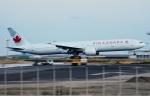 kaeru6006さんが、羽田空港で撮影したエア・カナダ 777-333/ERの航空フォト(写真)
