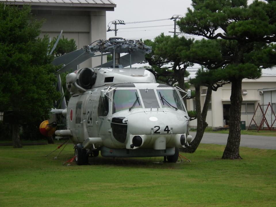 ヒコーキグモさんの海上自衛隊 Mitsubishi SH-60J (8224) 航空フォト