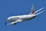 よしぱるさんが、小松空港で撮影した日本航空 737-846の航空フォト(写真)