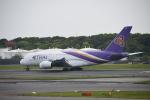 SKY☆MOTOさんが、成田国際空港で撮影したタイ国際航空 A380-841の航空フォト(写真)