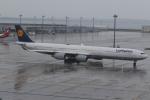 ショウさんが、中部国際空港で撮影したルフトハンザドイツ航空 A340-642Xの航空フォト(写真)