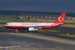 ショウさんが、中部国際空港で撮影したトルコ政府 A330-243/Prestigeの航空フォト(写真)