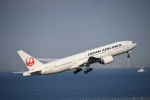 SKY☆MOTOさんが、羽田空港で撮影した日本航空 777-289の航空フォト(写真)