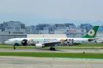pikazouさんが、福岡空港で撮影したエバー航空 A330-302Xの航空フォト(飛行機 写真・画像)