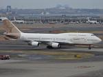 チャレンジャーさんが、羽田空港で撮影したアトラス航空 747-481の航空フォト(写真)