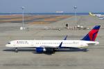 yabyanさんが、中部国際空港で撮影したデルタ航空 757-251の航空フォト(写真)
