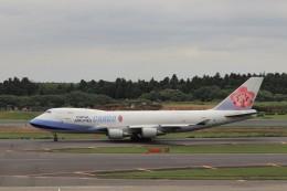 KAZFLYERさんが、成田国際空港で撮影したチャイナエアライン 747-409F/SCDの航空フォト(飛行機 写真・画像)