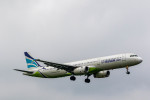 pcmediaさんが、静岡空港で撮影したエアプサン A321-231の航空フォト(写真)