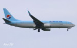 RINA-281さんが、小松空港で撮影した大韓航空 737-8GQの航空フォト(写真)