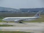 もんがーさんが、クアラルンプール国際空港で撮影したカタール航空 A300B4-622Rの航空フォト(写真)