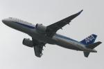 B14A3062Kさんが、関西国際空港で撮影した全日空 A320-271Nの航空フォト(写真)
