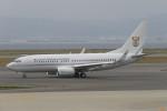 SFJ_capさんが、関西国際空港で撮影した南アフリカ空軍 737-7ED BBJの航空フォト(写真)
