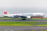 Tomo-Papaさんが、羽田空港で撮影した日本航空 777-246の航空フォト(写真)