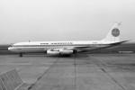 apphgさんが、羽田空港で撮影したパンアメリカン航空 707-321の航空フォト(写真)