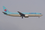 PASSENGERさんが、仁川国際空港で撮影した大韓航空 737-9B5の航空フォト(写真)