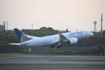 SKY☆MOTOさんが、成田国際空港で撮影したユナイテッド航空 787-8 Dreamlinerの航空フォト(写真)