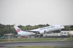 SKY☆MOTOさんが、成田国際空港で撮影した日本航空 787-8 Dreamlinerの航空フォト(写真)