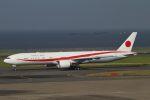 ハニーベルくんさんが、羽田空港で撮影した航空自衛隊 777-3SB/ERの航空フォト(写真)